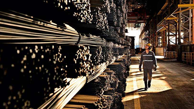 Lucro líquido da Gerdau sobe 52,6% no trimestre