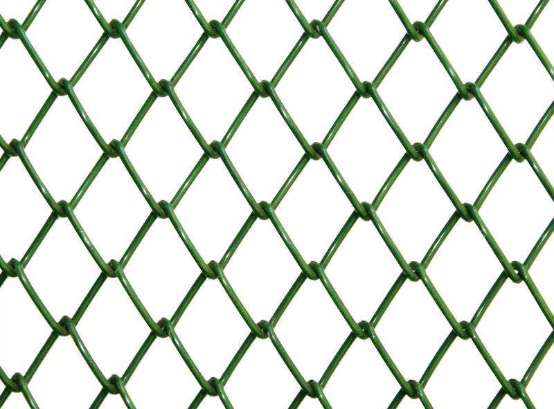 TELA ALAMBRADO C/ PVC VERDE 2.1/2 FIO 12