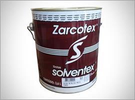 ZARCAO SOLVENTEX ZARCOTEX 3,600 ML VERMELHO